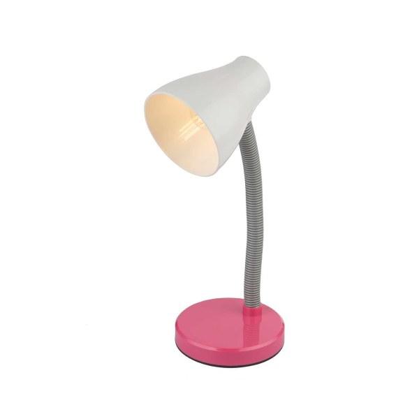 Настольная лампа Globo Flynn 24805P, E27 LED, 1x11W