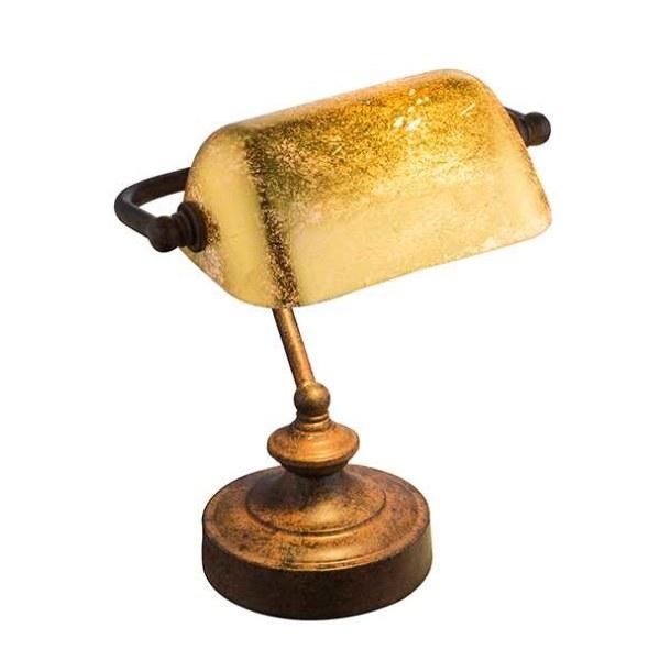 Настольная лампа Globo Antique 24917R, E14, 1x25W
