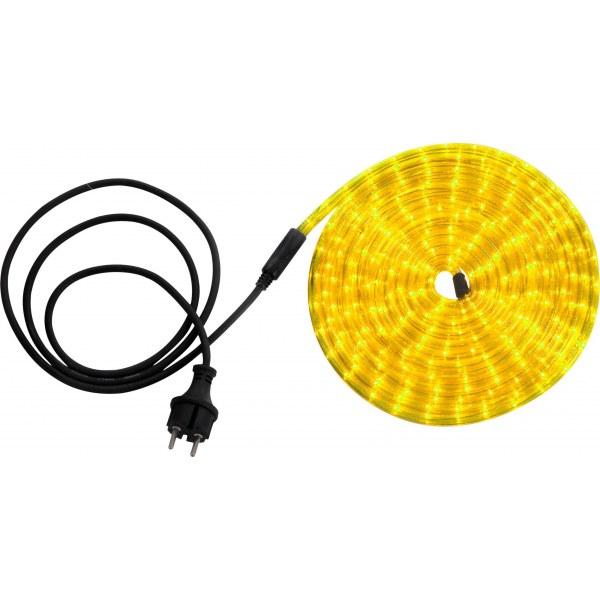 Светодиодная лента Globo 38965, желтый, LED, 144×0,064W