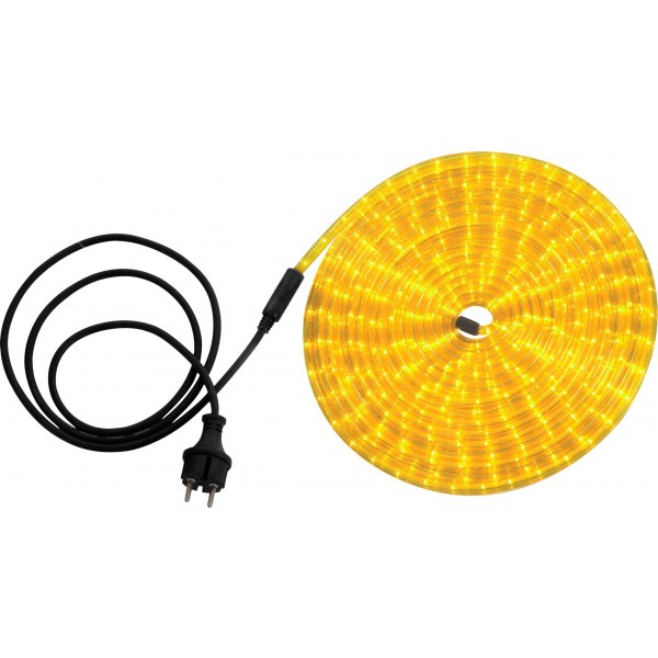 Светодиодная лента Globo 38975, желтый, LED, 216×0,064W