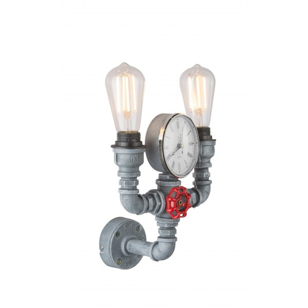 Светильник настенный Globo Bayuda 43001W2