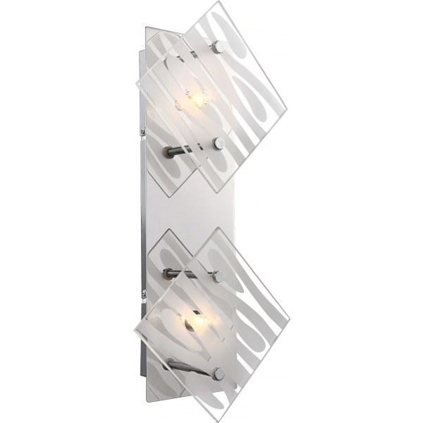 Потолочный светильник Globo Carat 48694-2