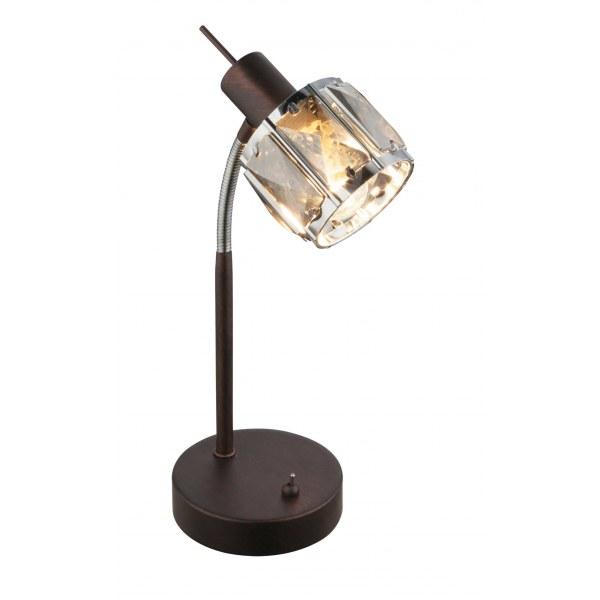 Настольная лампа Globo Indiana 54357-1T