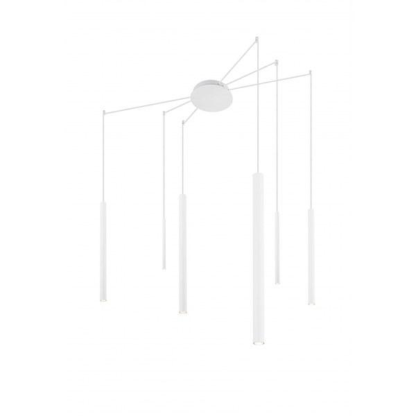 Подвесной светильник Globo Maes 55006-6
