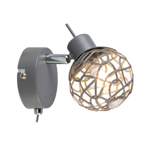 Спот Globo Mosa 56628-1L, G9 LED, 1x3W