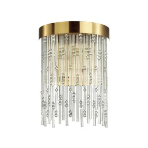 Настенный светильник REFANO ODEON LIGHT 4848/2W купить с доставкой по всей России в интернет магазине СВЕТ-ОНЛАЙН.РУ